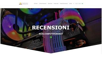 Immagine del blog di Computer Union di Genova