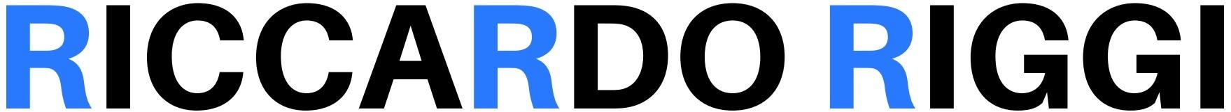 Logo di Riccardo Riggi